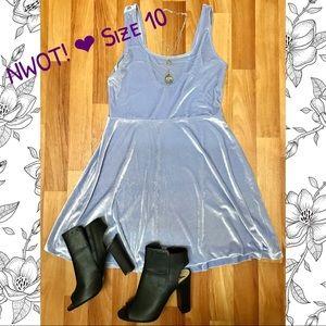NWOT Velvet ASOS Skater Dress!